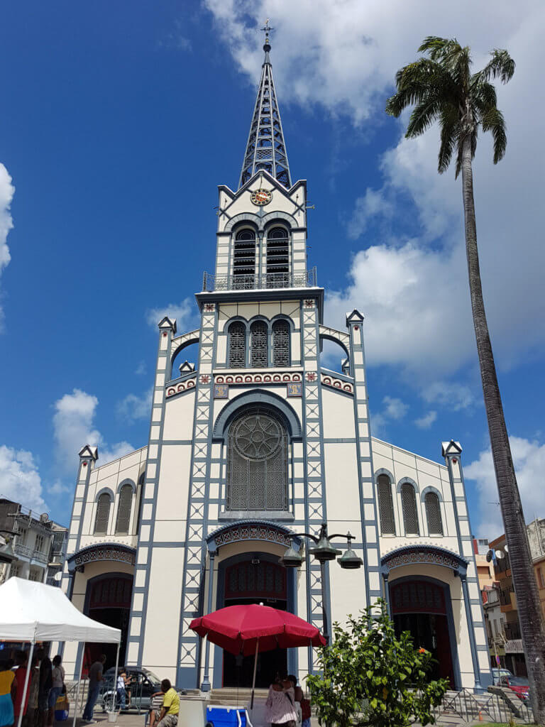 Plane Deinen Urlaub - Martinique Karibik