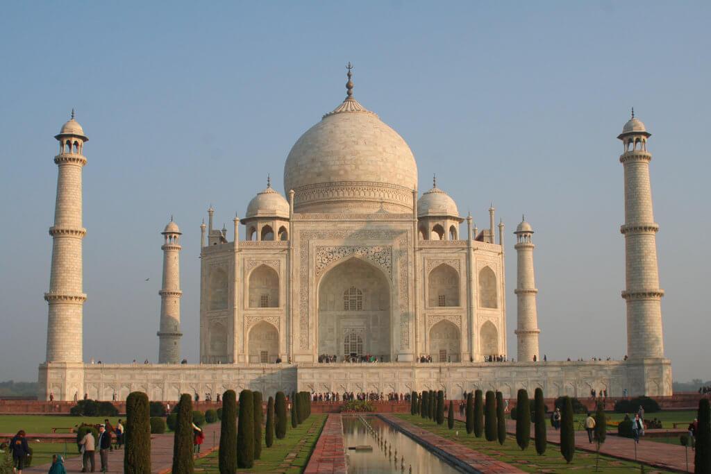 Plane Deinen Urlaub - Indien