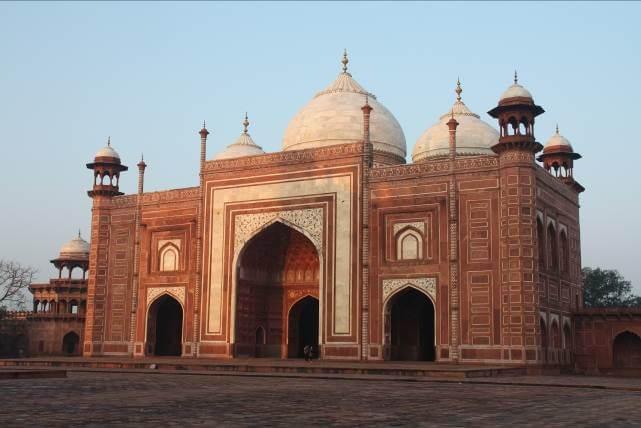 Plane Deinen Urlaub - Indien Agra