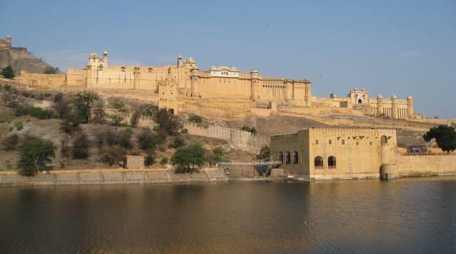 Plane Deinen Urlaub - Indien Jaipur