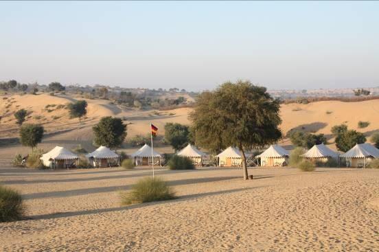 Plane Deinen Urlaub - Indien Wüste Thar