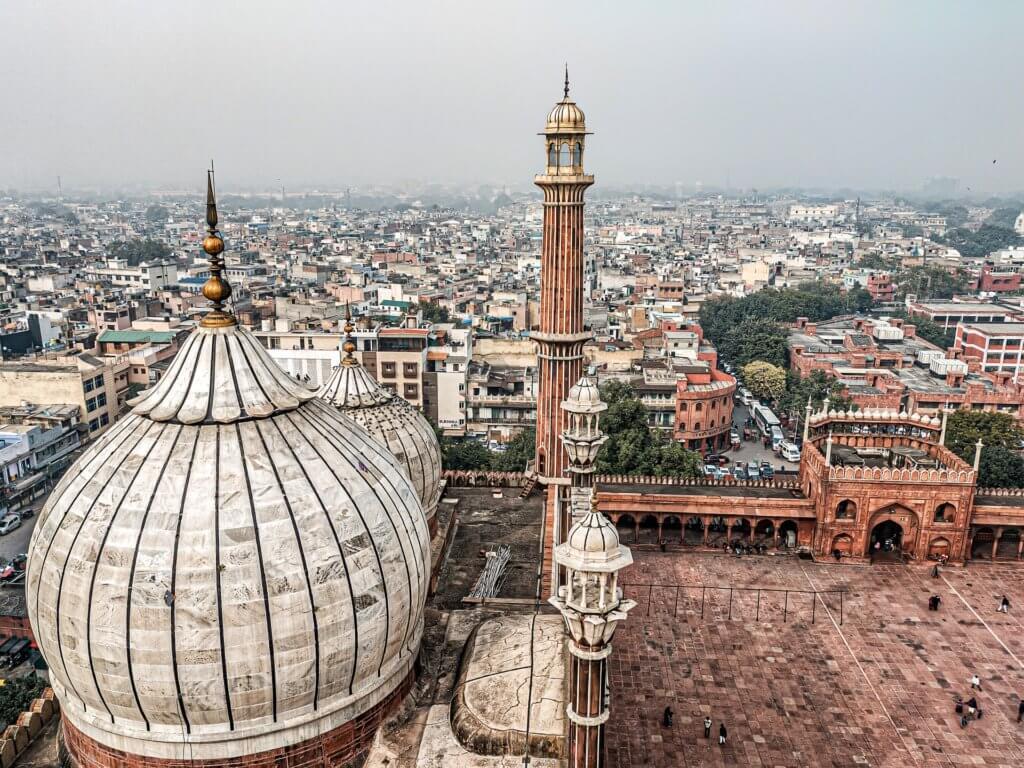 luxusreise-indien-privatreise-rundreise-individuell-reisespezialist-delhi-Jama Masjid