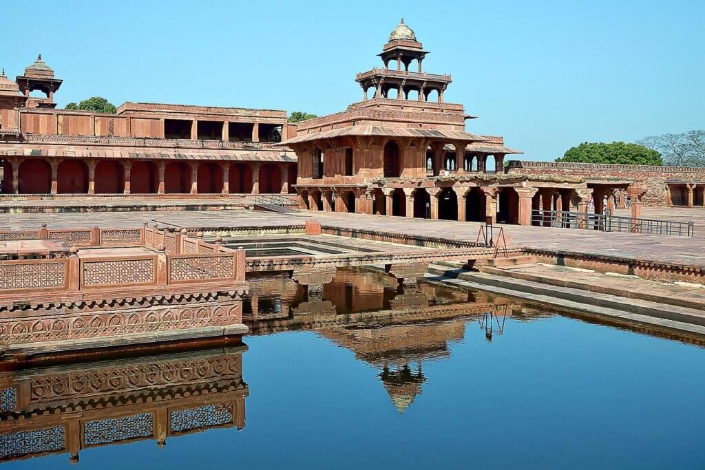 individuelle-rundreise-indien-geplant-unterwegs-fatepur-fatehpur-sikri-fort